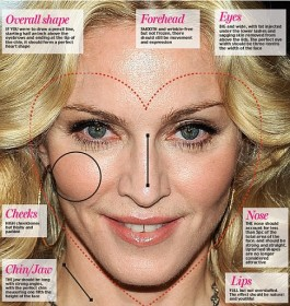 Experts Notate Madonna's Exquisitely Youthful Features