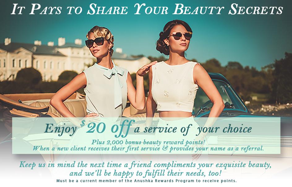 Share Your Beauty Secrets